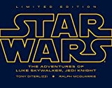 img - for The Adventures of Luke Skywalker, Jedi Knight (Limited Edition) (Star Wars) book / textbook / text book