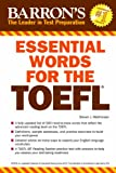 img - for Essential Words for the TOEFL, 6th Edition book / textbook / text book