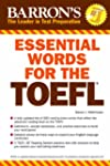 Essential Words for the TOEFL, 6th Ed...