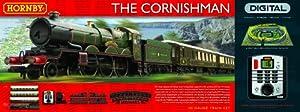 Hornby R1160 The Cornishman 00 Gauge DCC Electric Train Set