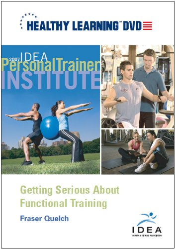Cover art for  Getting Serious About Functional Training