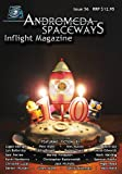 img - for ANDROMEDA SPACEWAYS INFLIGHT MAGAZINE ISSUE 56 book / textbook / text book