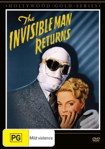 el hombre invisible dvd: