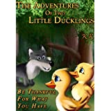 The Adventures Of Two Little Ducklings '' Be Thankful For What You Have'' (Book IV) ~ K. K.