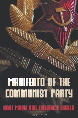 Manifesto Of The Communist Party - The Communist Manifesto