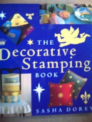 THE DECORATIVE STAMPING BOOK.