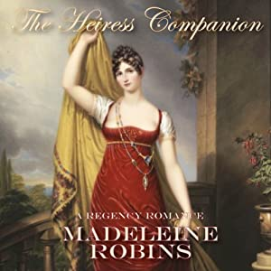 The Heiress Companion Audiobook
