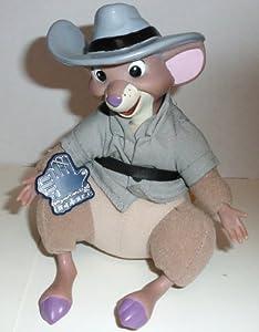 Amazon Com Jake The Kangaroo Rat Plush Figure Rescuers