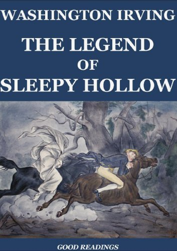 a comparison between two short stories by washington irving the legend of sleepy hollow and the devi Nine interesting facts about washington irving is best-known for these two currently reading the legend of sleepy hollow and other stories which are.