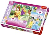 Trefl 2-in-1 Puzzle Beautiful Disney Princess