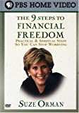 The 9 Steps to Financial Freedom With Suze Orman