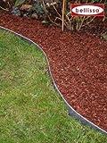Rasenkante Metall 10-er Set 118 x 13 cm 10094