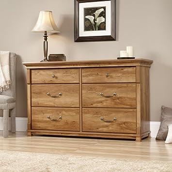Sauder French Mills Dresser, American Chestnut