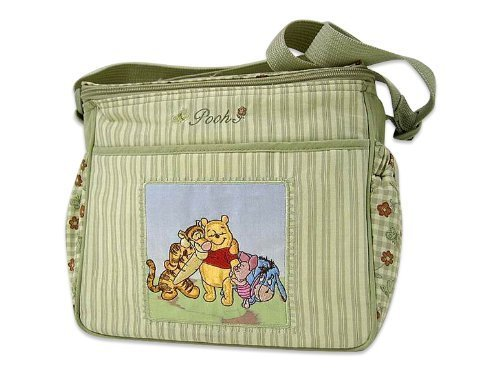Disney Pooh Small Diaper Bag - 1