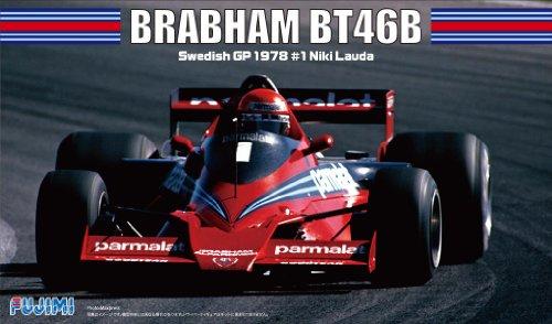1/20 グランプリシリーズNo.49 ブラバム BT46B 1978 スウェーデンGP#1 ニキ・ラウダ