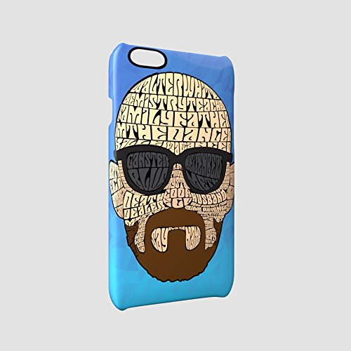 Death Dealer Heisenberb Breaking Bad Glossy Hard Snap-On Protective iPhone 6 Plus / iPhone 6s Plus Case Cover