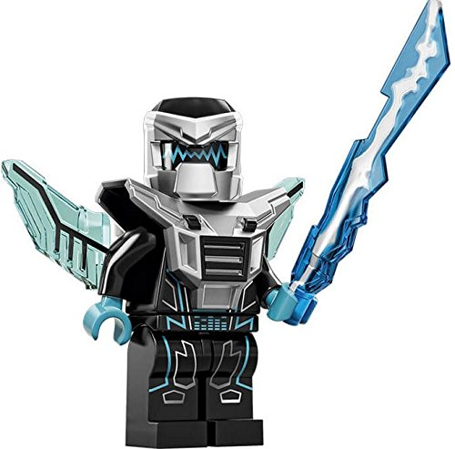 LEGO-Series-15-Collectible-Minifigure-71011-Laser-Mech