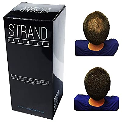 Hair Fibers Conceal Hair Loss - Hair Powder Filler to Cover Thinning Hair and Bald Spots for Men and Women
