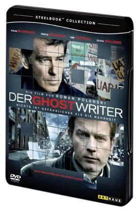 Der Ghostwriter / Steelbook Collection