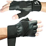 Weight Lifting Gloves With Wrist Support For Gym Workout, Crossfit, Weightlifting, Fitness & Cross…