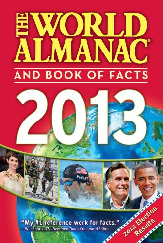 The World Almanac and Book of Facts 2013 (World Almanac & Book of Facts)
