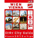 """WIEN [Pocket Guide & Map & Tipps]: Reiseführer Stadtführer Wien 2013 mit integrierter """"pop-out"""" Wien Karte [107..."""