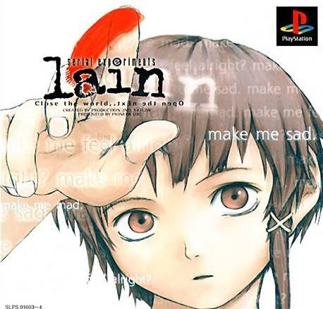serial experiments lain (Japanese Import Video