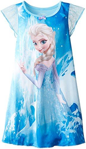 Disney Girl's Frozen Elsa Ice Gown