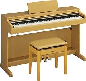 ヤマハ 電子ピアノ (ライトチェリー調仕上げ)YAMAHA ARIUS アリウス YDP-162C