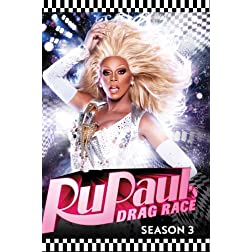RuPaul's Drag Race: Season 3 (4 Discs)
