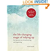 Marie Kondo (Author)  213 days in the top 100 (2438)Buy new:  $16.99  $10.82 112 used & new from $5.55