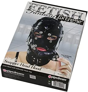 Pipedreams Products Fetish Fantasy Extreme- Snapper Head Hood