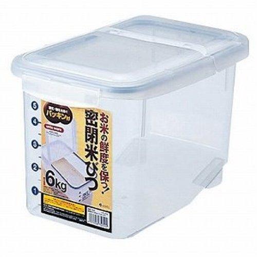 米びつは絶対に冷蔵庫へ!保存に便利な容器を、サイズごとにご紹介