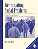 Investigating Social Problems: Using MicroCase ExplorIT