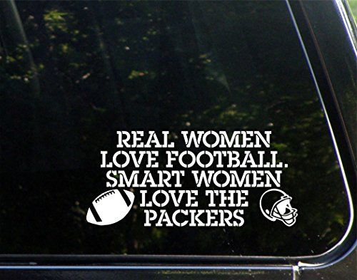 Real Women Love Football, Smart Women Love The Packers - 8