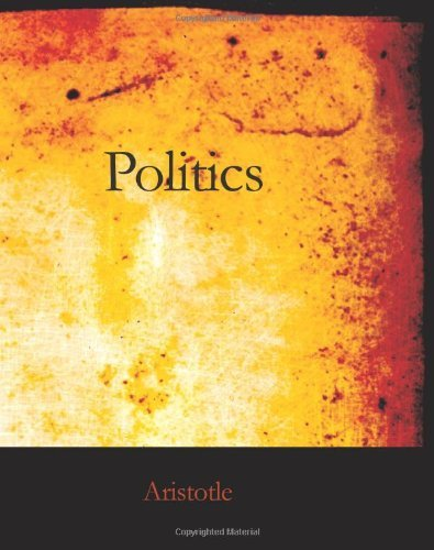 Aristotle - A Treatise on Government