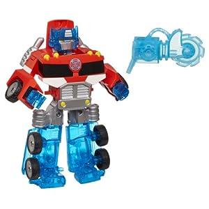 (历史最低)变形金刚擎天柱Playskool Heroes Transformers Rescue Bots Energize $7.00