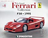レ・グランディ・フェラーリ 6号 (F50 1995) [分冊百科] (モデル付) (レ・グランディ・フェラーリ・コレクション)