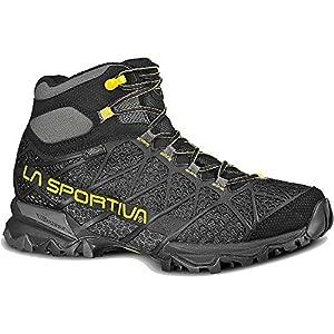 La Sportiva Core High GTX Boot - Men\'s Black / Yellow 42 [並行輸入品]