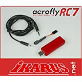 USB-Interface adapter for aeroflyRC7