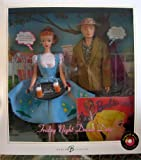 Friday Night Dream Date Barbie & Ken Doll Giftset w CD - Gold Label Reproduction Barbie Collector (2006)