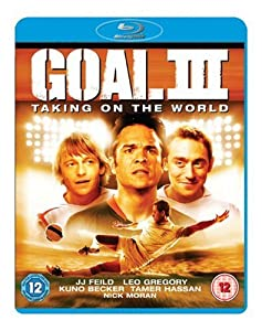 Goal 3 - Taking On The World Blu Ray Blu-rayregion Free by Metrodome