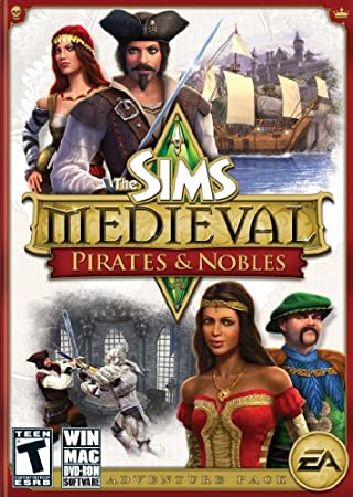 The Sims Medieval: Pirates and Nobles Adventure Pack