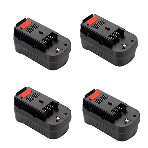 Black And Decker Firestorm Battery 18v