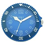 Funky Spirit Large Digits Blue Wall Clockby Payless Shop