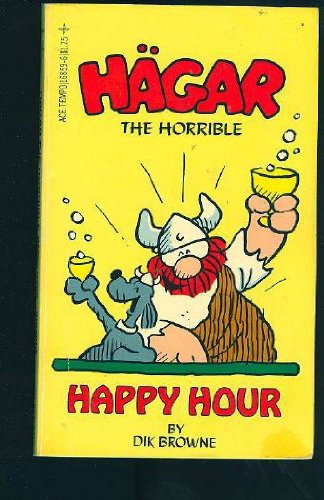 Hagar the Horrible Happy Hour