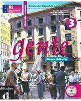 Gente 3 : Libro del alumno (1CD audio)