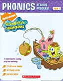 Phonics Box Set (Sponge Bob) (0439873037) by Sander, Sonia