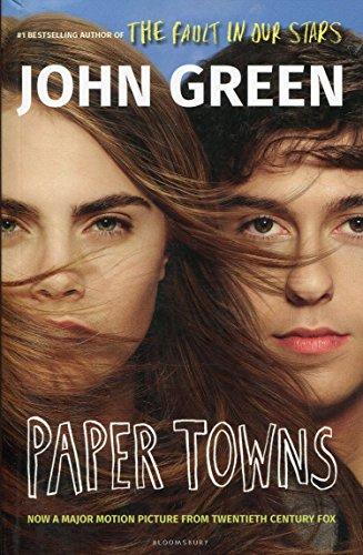 Paper Towns. Film Tie-In