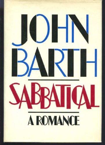 Sabbatical, Barth,John